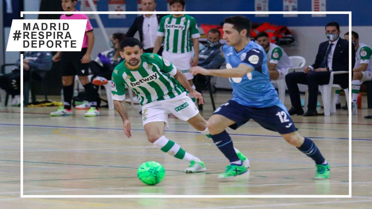 Betis-Movistar Inter