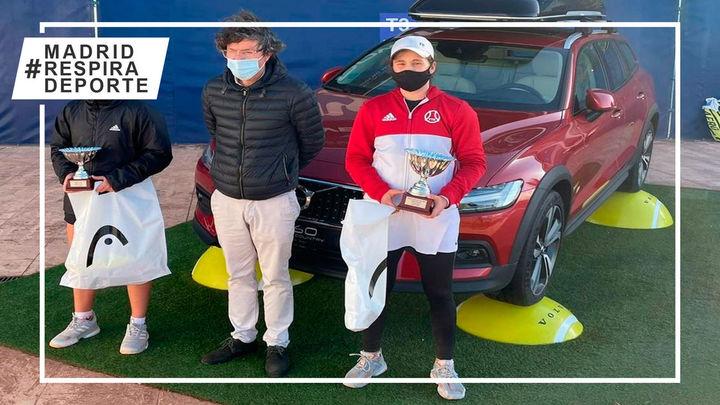 La Copa Volvo y el Marca Jóvenes Promesas concluyen con éxito en la Ciudad de la Raqueta