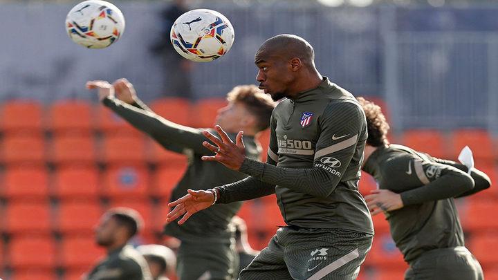 Koke y Kondogbia, con posibilidades de jugar contra el Alavés