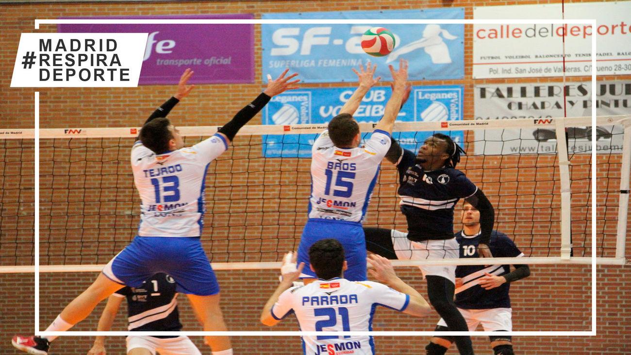 Voleibol Leganés