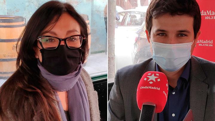 Sol Sánchez y Pablo Pérez Perpinyà reclaman ayudas directas para los hosteleros