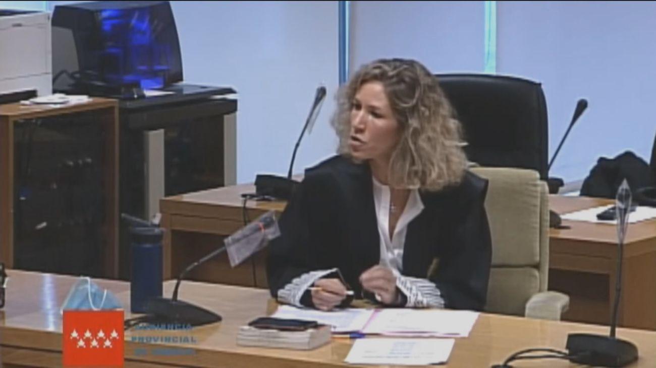 """La fiscal del caso Máster dice que Cifuentes presionó pero """"no se manchó las manos"""""""