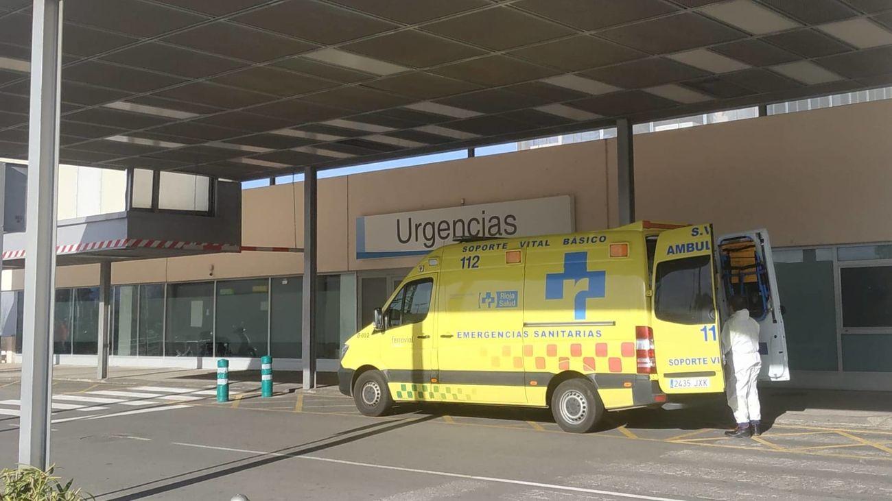 Declaran improcedente el despido del conductor de ambulancia que hizo sonar el himno de la Legión