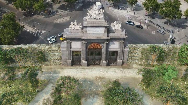 Desmontando Madrid reconstruye la historia de Madrid