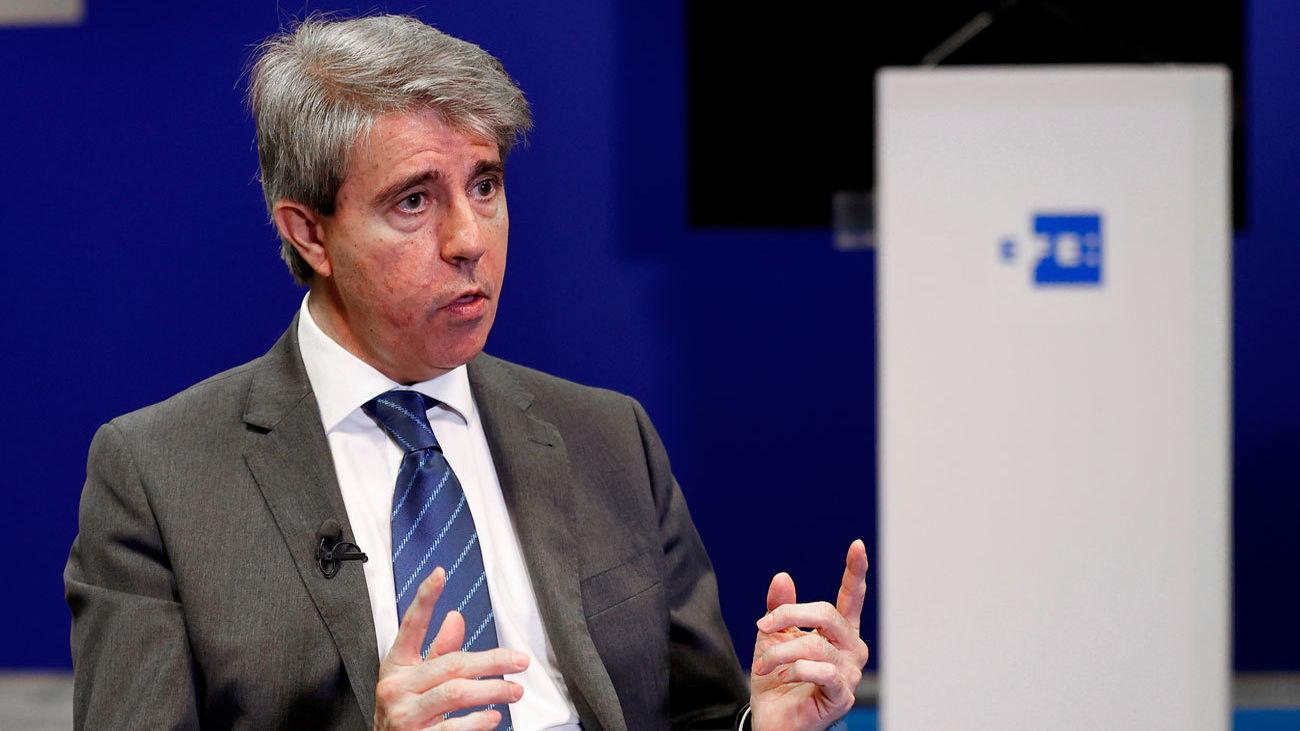 Garrido apremia a Vox a apoyar los presupuestos