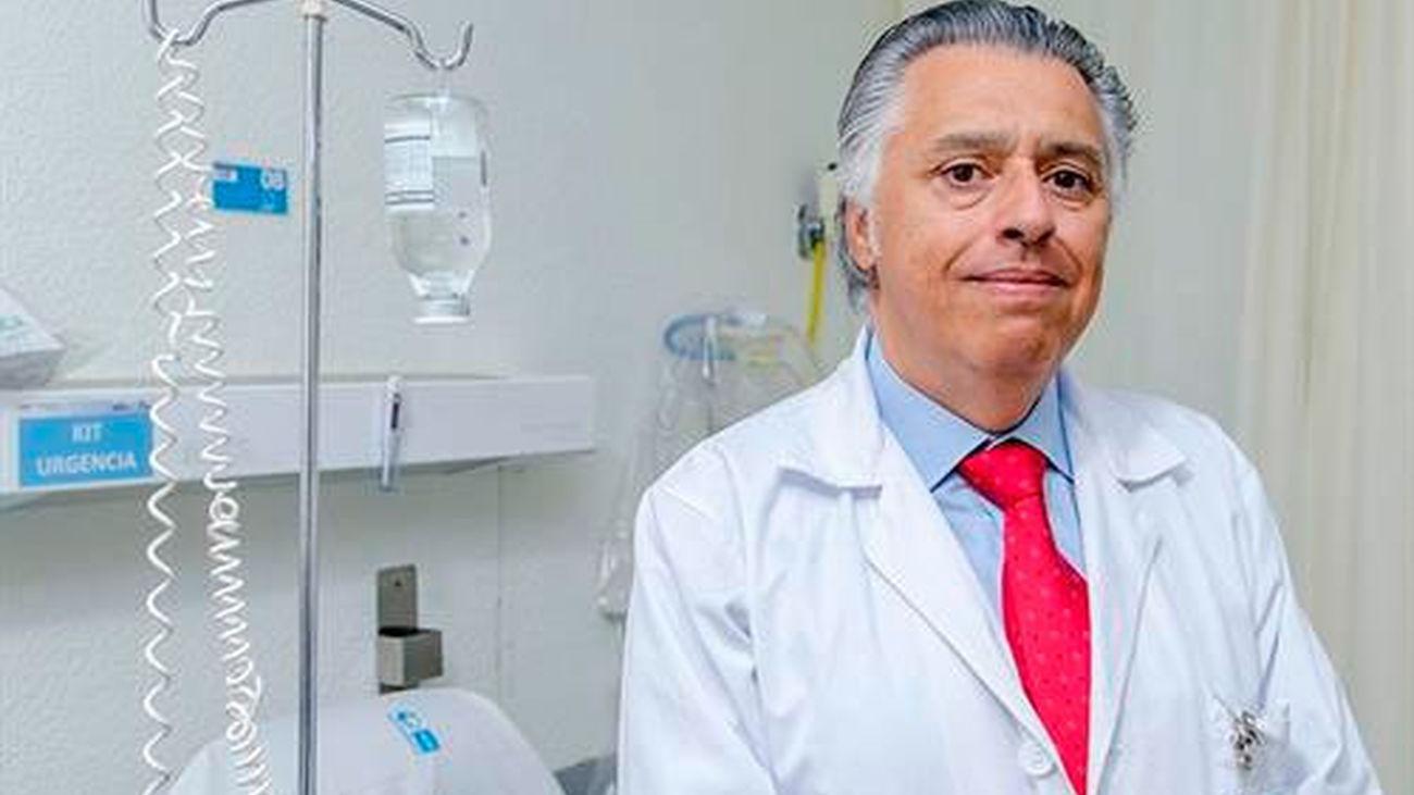 Inmunólogo del  Hospital Gregorio Marañón, Javier Carbone.
