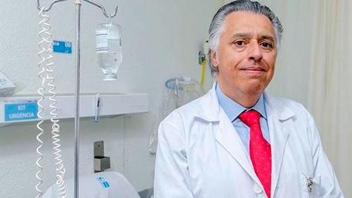 El Gregorio Marañón prueba con éxito un nuevo tratamiento para casos graves de Covid-19