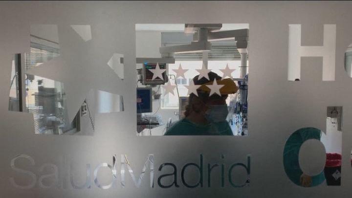 Madrid notifica 474 nuevos contagios y 25 defunciones en las últimas 24 horas