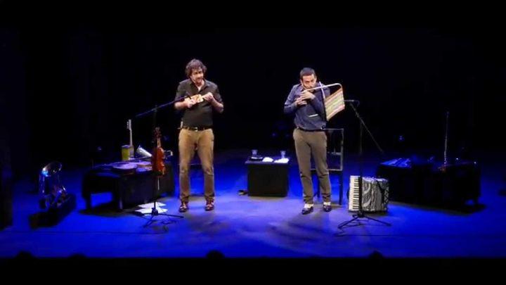 Fetén Fetén llega al Centro Sociocultural Gilitos de Alcalá con un espectáculo de música familiar