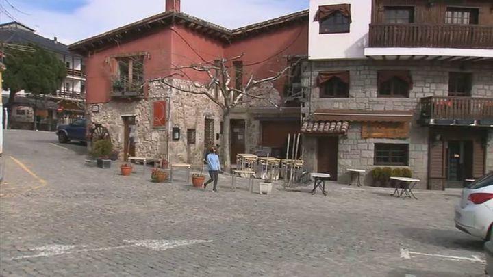 Navacerrada, Morata y otras tres zonas de salud  tendrán restricciones de movilidad desde este lunes