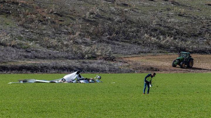 Fallecen dos personas en un accidente de avioneta cerca del aeródromo Algodor, en Toledo
