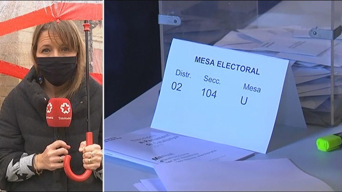 La Generalitat de Cataluña asegura que el 99% de las mesas electorales están constituidas