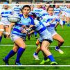 El Complutense Cisneros sube a lo más alto de la Liga Iberdrola de rugby