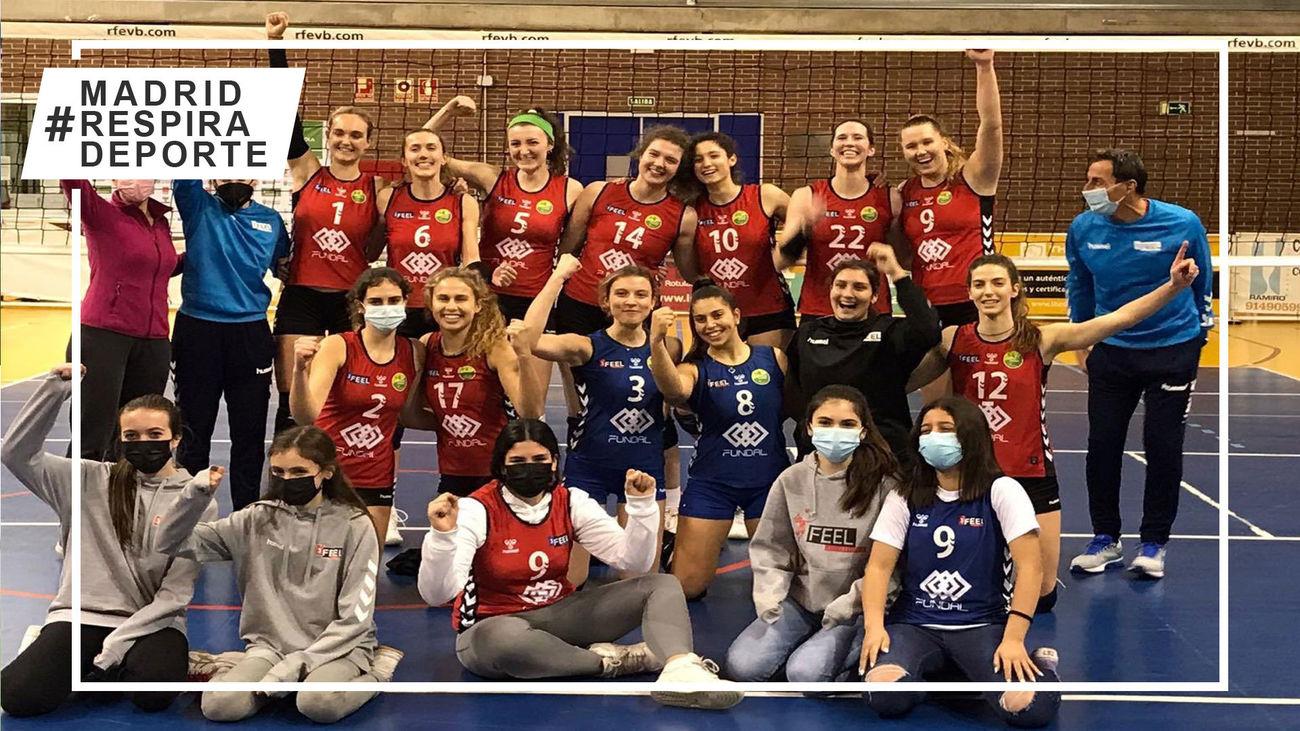 Feel Volley Alcobendas