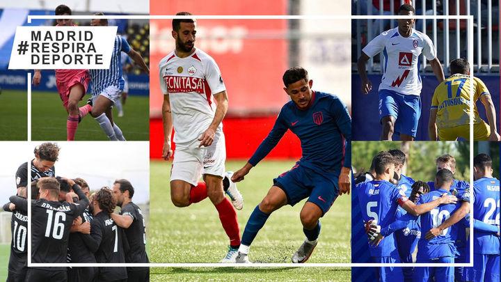 El UD Sanse se dispara en la tabla, Dux escala posiciones; caen Atleti B y Castilla