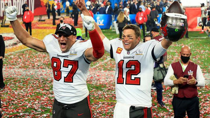 El mundo se rinde ante Tom Brady y elogia su séptimo título de Super Bowl