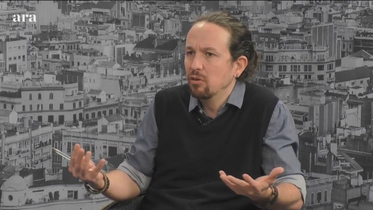 """Nueva discrepancia en el Gobierno después de que Iglesias diga que """"no hay plena normalidad política y democrática"""""""