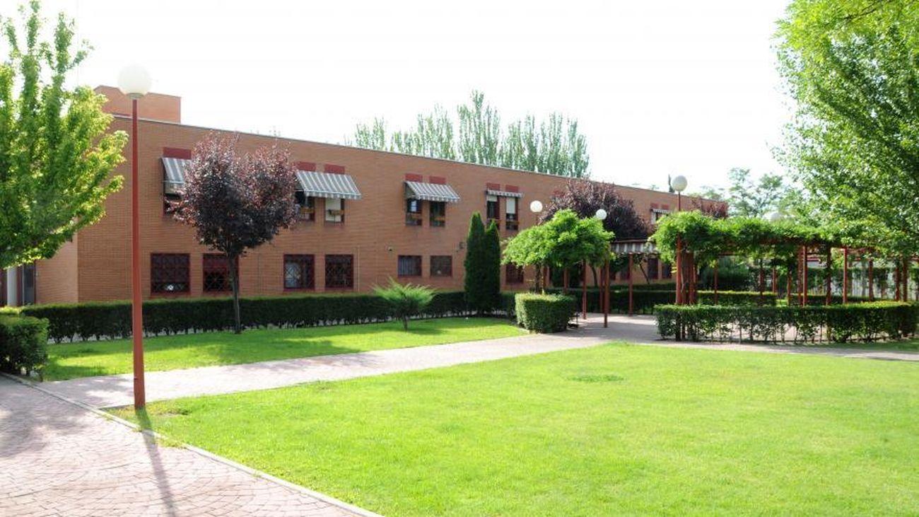 Residencia Pública de Mayores de Getafe