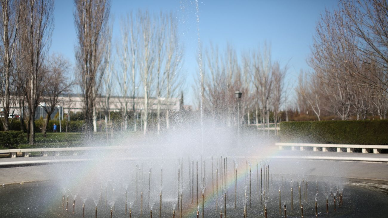 Parque en Fuenlabrada