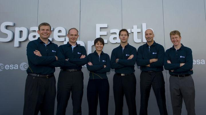 Europa busca nuevos astronautas para las misiones espaciales futuras