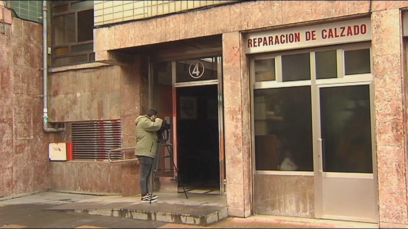 Seis fallecidos y una treintena de contagios en un solo portal de Bilbao