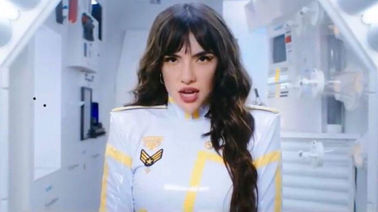 Imagen del video 'Qué más quieres de mí' de Marta Sango
