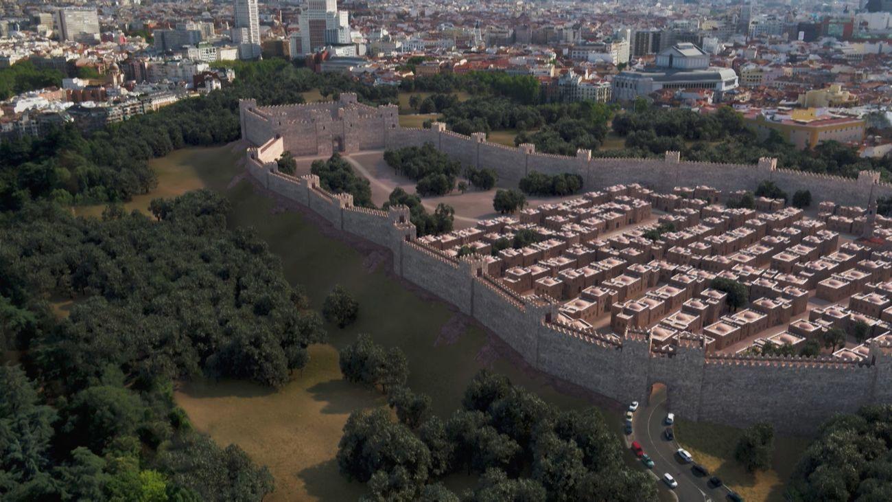 Desmontando Madrid: Madrid Andalusí