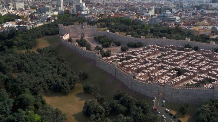 El Circulo Intercultural Hispano Árabe premia el programa 'Desmontando Madrid' dedicado al Madrid andalusí