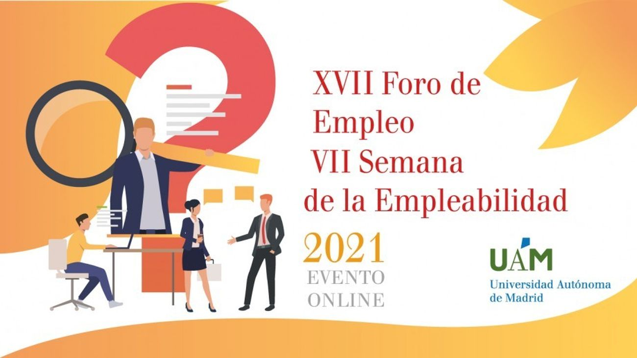 La UAM prepara su Semana de la Empleabilidad online