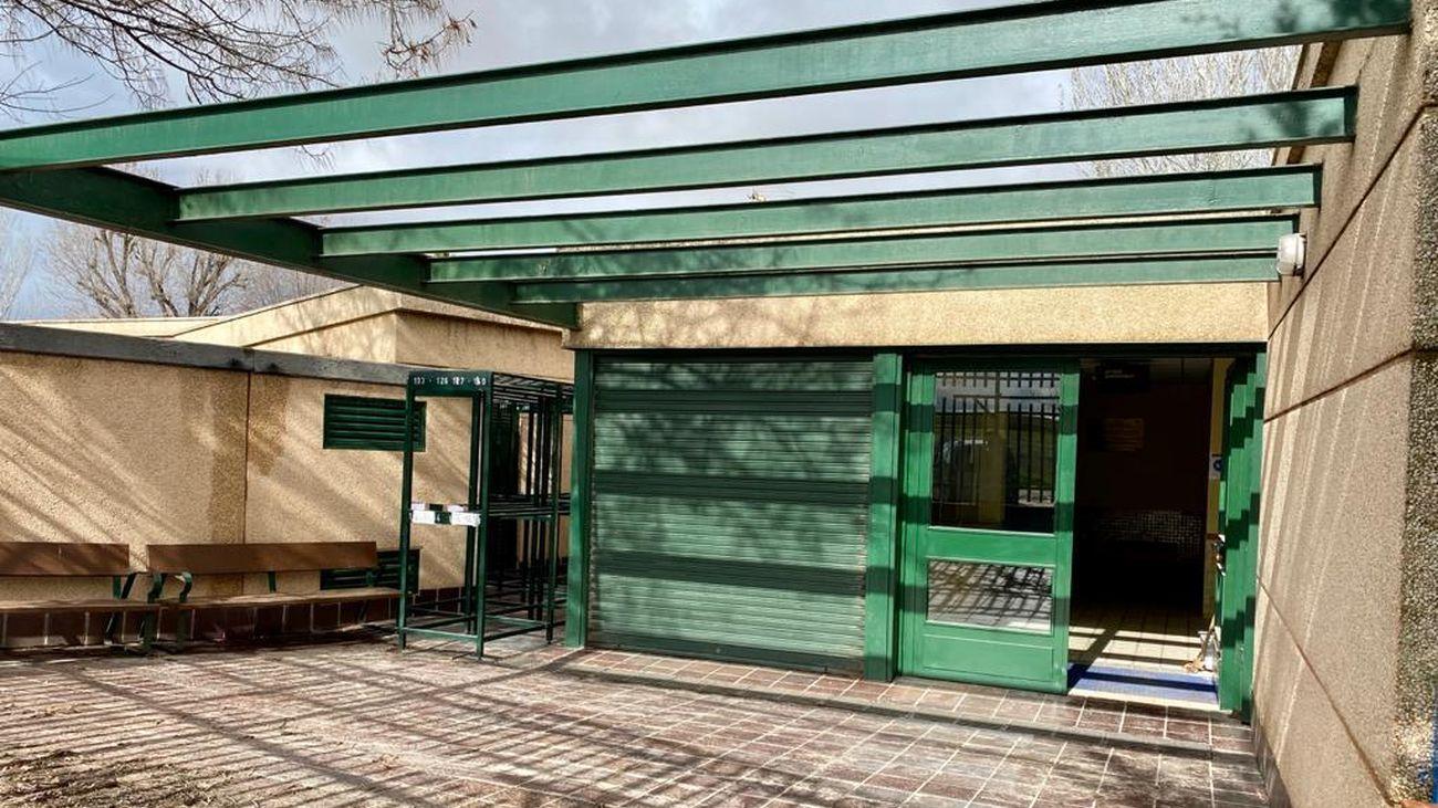 Piscina municipal de El Soto