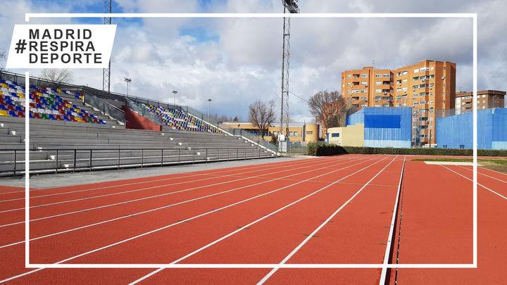 Finalizan las obras de rehabilitación de la Ciudad Deportiva de Leganés