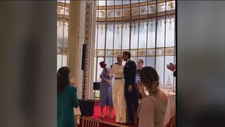 La Policía Municipal investiga los vídeos de la polémica boda del Casino de Madrid por si proceden sanciones