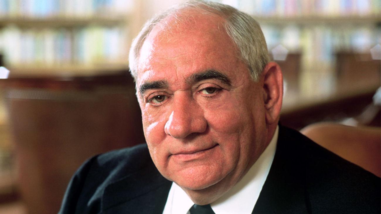 Isidoro Álvarez, expresidente de El Corte Inglés