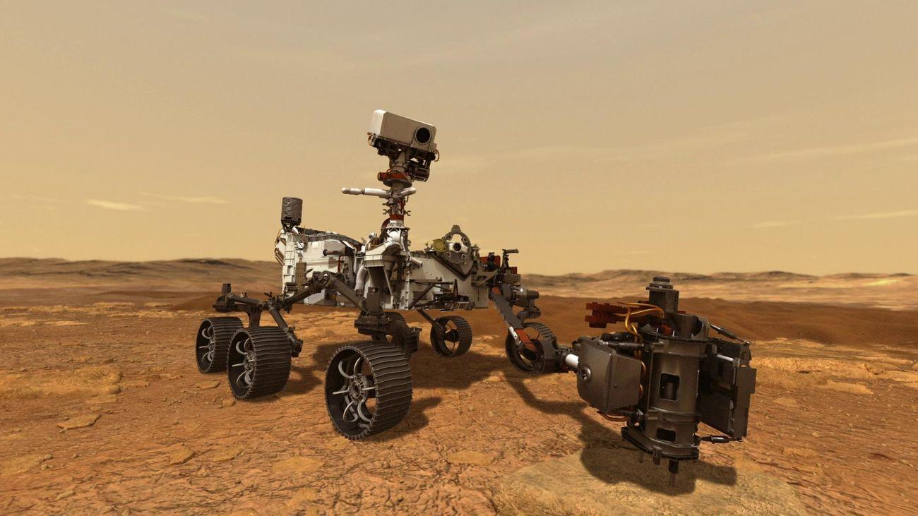 'Atasco' de misiones espaciales en Marte