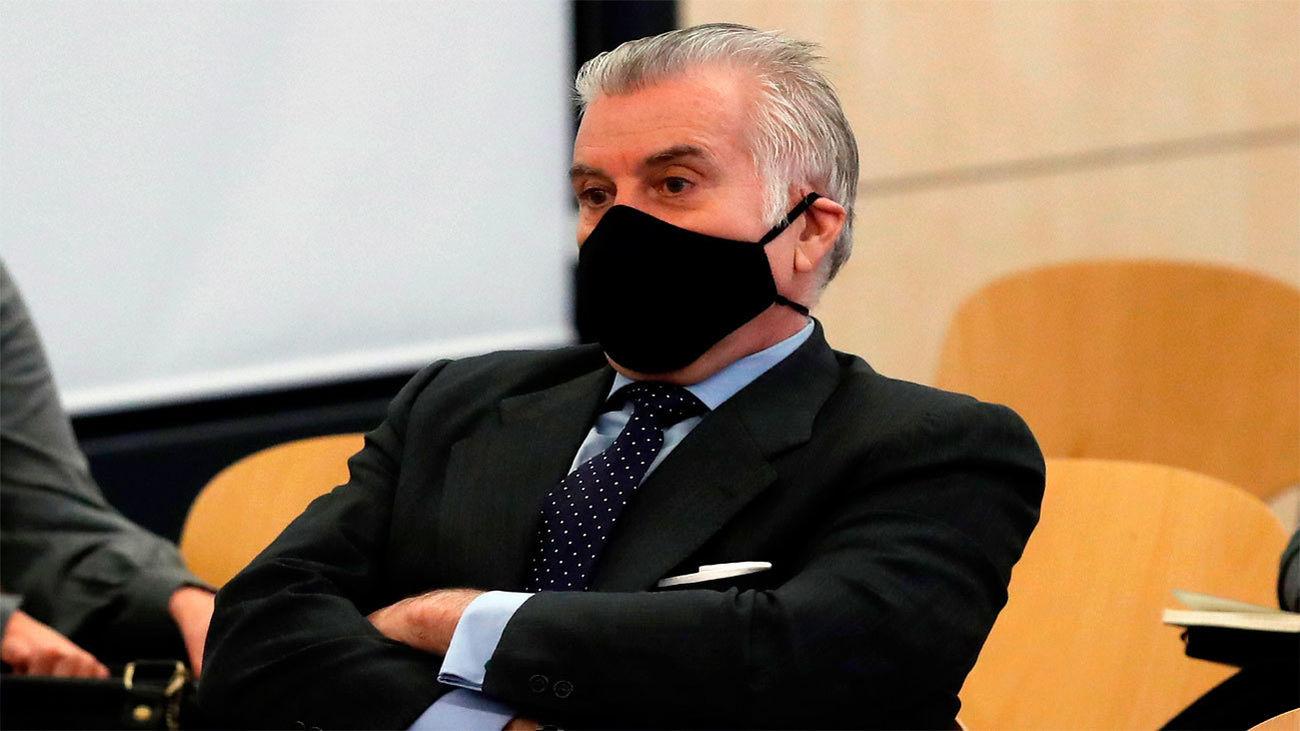 El tribunal que juzga la 'caja B' del PP aplaza el juicio por enfermedad hasta el martes 16 de febrero