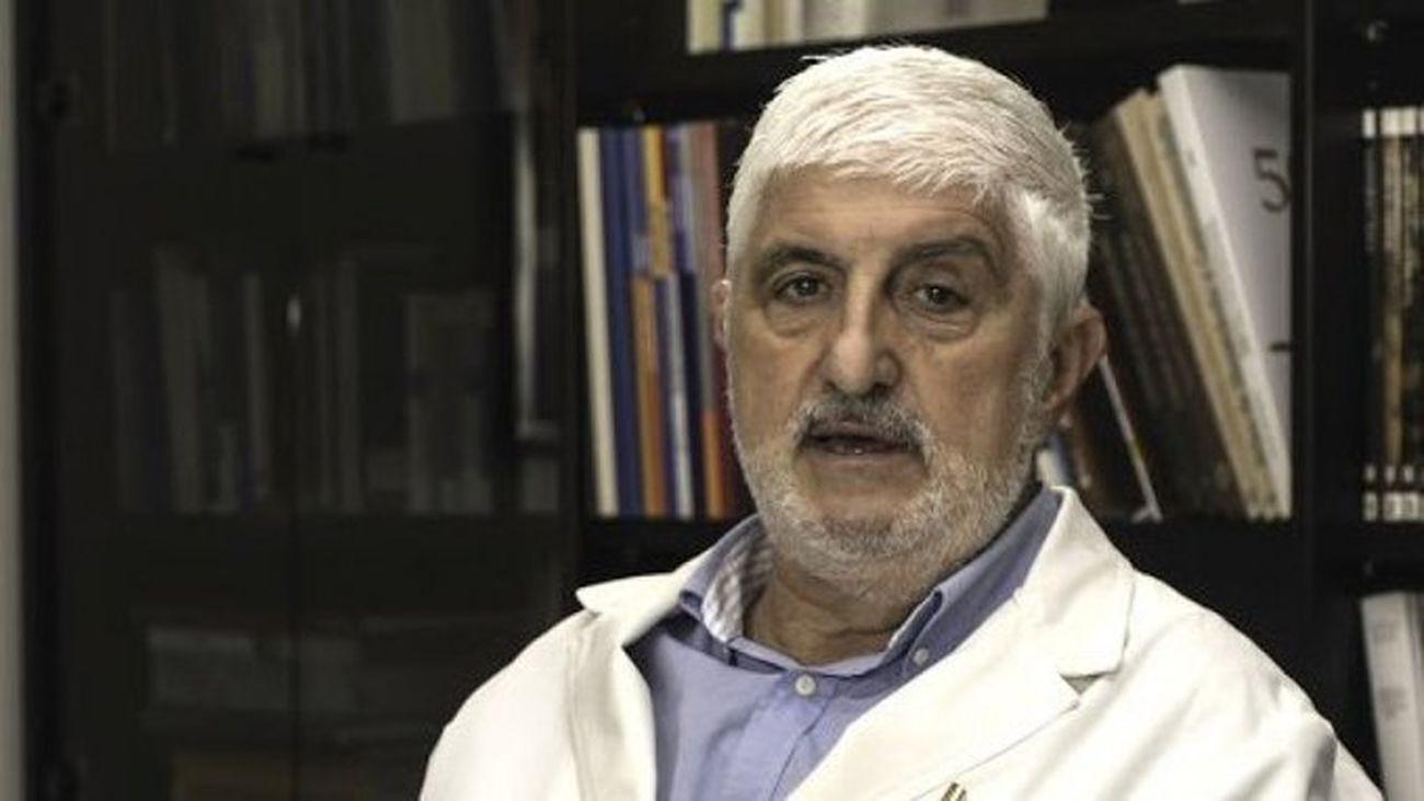 Fernando Moraga, vicepresidente de la Asociación Española de Vacunología