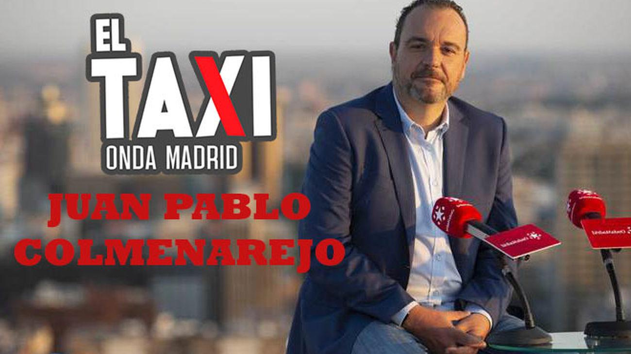 El Taxi de Juan Pablo Colmenarejo