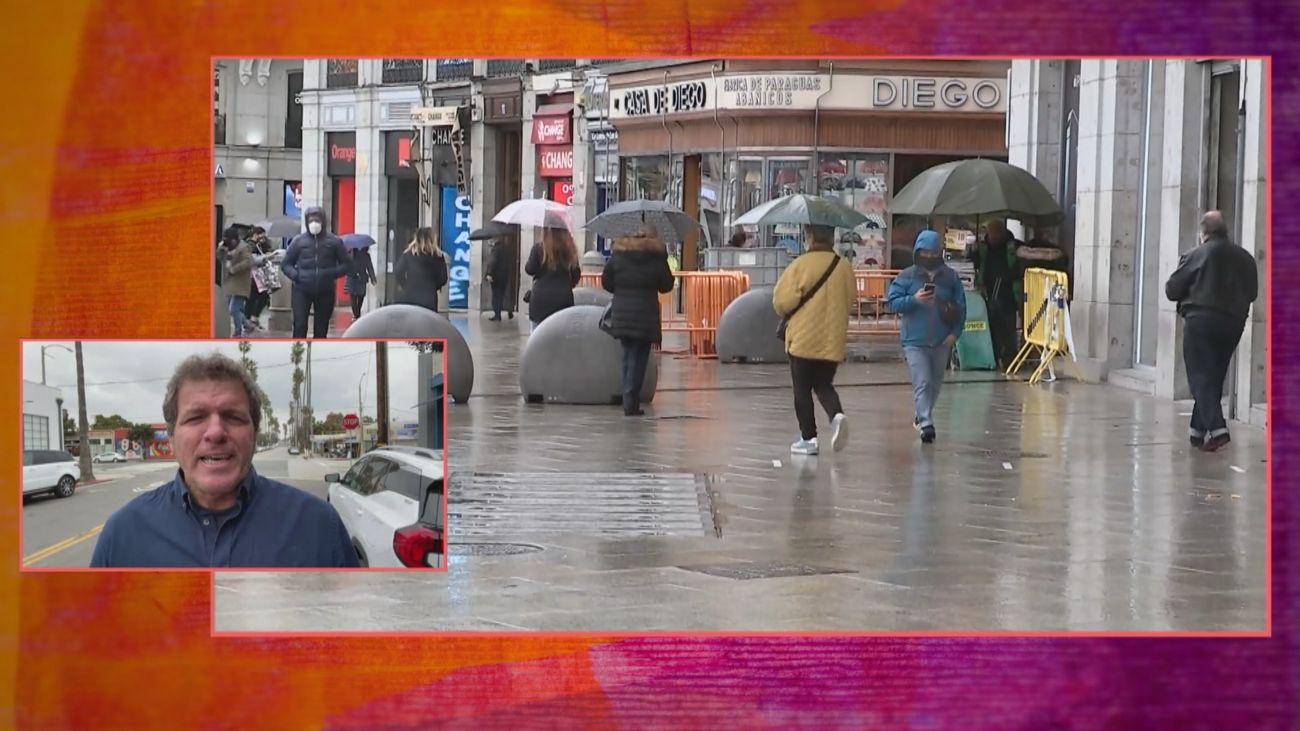 ¿Continuará la lluvia en Madrid? Mario Picazo responde