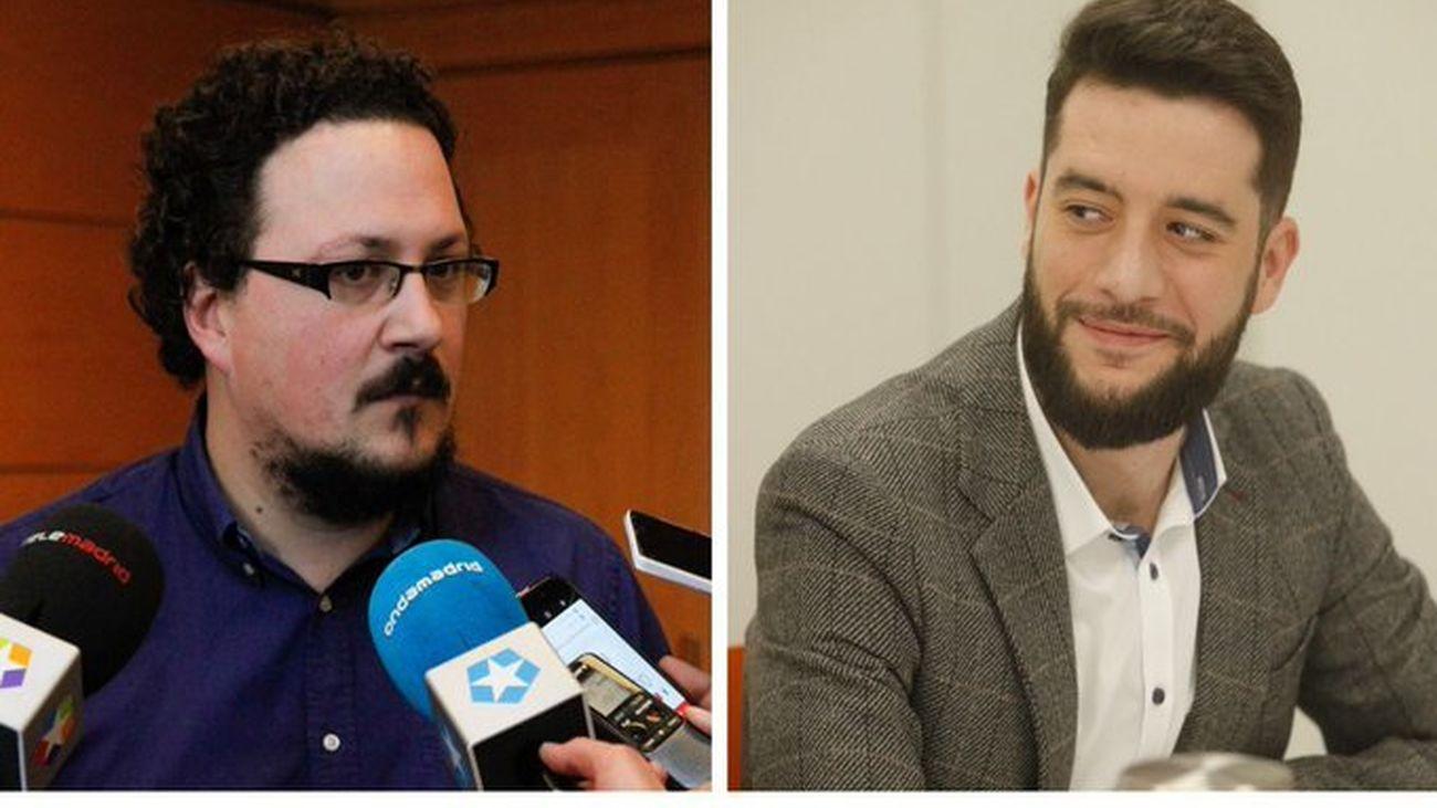 Jacinto Morano y César Zafra debaten sobre la política fiscal de Madrid en Com.Permiso