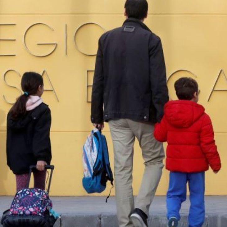 Preocupación por los brotes de los colegios que ya producen más contagios que en la segunda ola