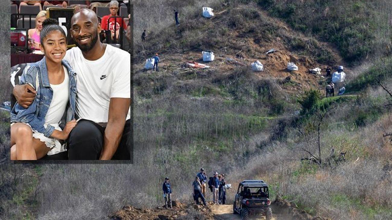 El accidente de helicóptero en el que murió Kobe Bryant fue culpa del piloto