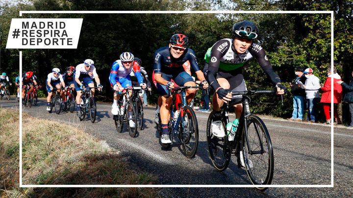 Balance del ciclismo madrileño en pruebas de fuera de nuestra Comunidad
