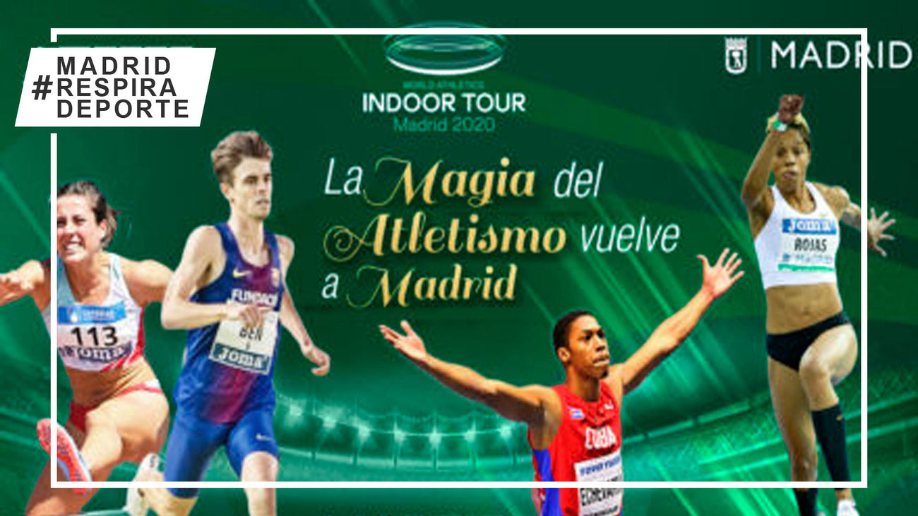 Meeting Villa de Madrid de atletismo