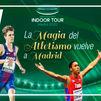 Meeting Villa de Madrid, el mejor atletismo en pista cubierta