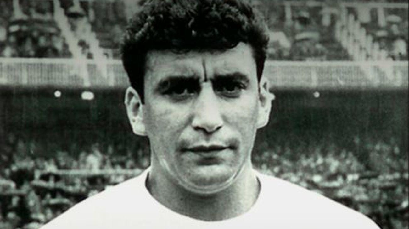 Pachín, leyenda del Real Madrid