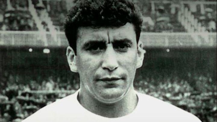Muere Pachín, leyenda del Real Madrid del blanco y negro