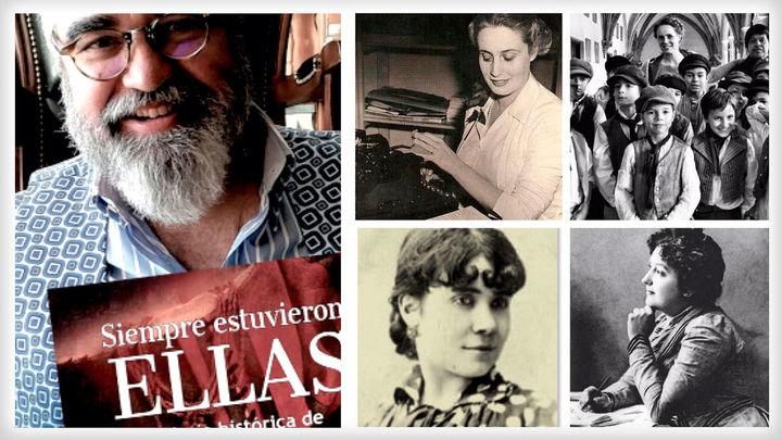 Javier Santamarta nos presenta una segunda edición de 'Siempre estuvieron ellas'