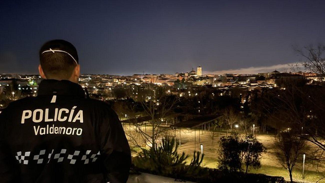 Agente de la Policía Local de Valdemoro