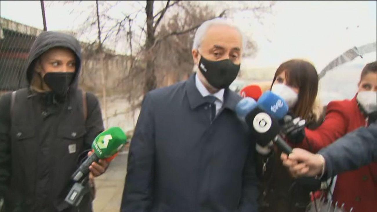 El abogado del PP niega que el partido le pidiera negociar con Bárcenas