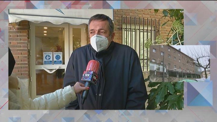 El propietario de la residencia de El Molar, conmocionado tras la detención de sus responsables por estafa